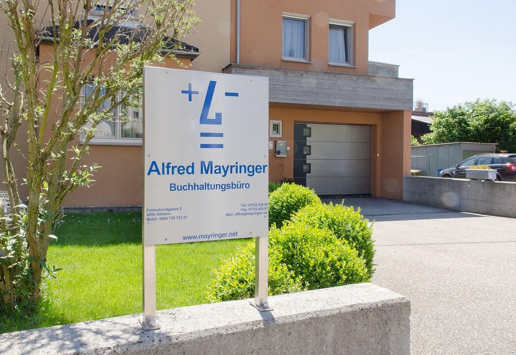 Alfred Mayringer Kontakt