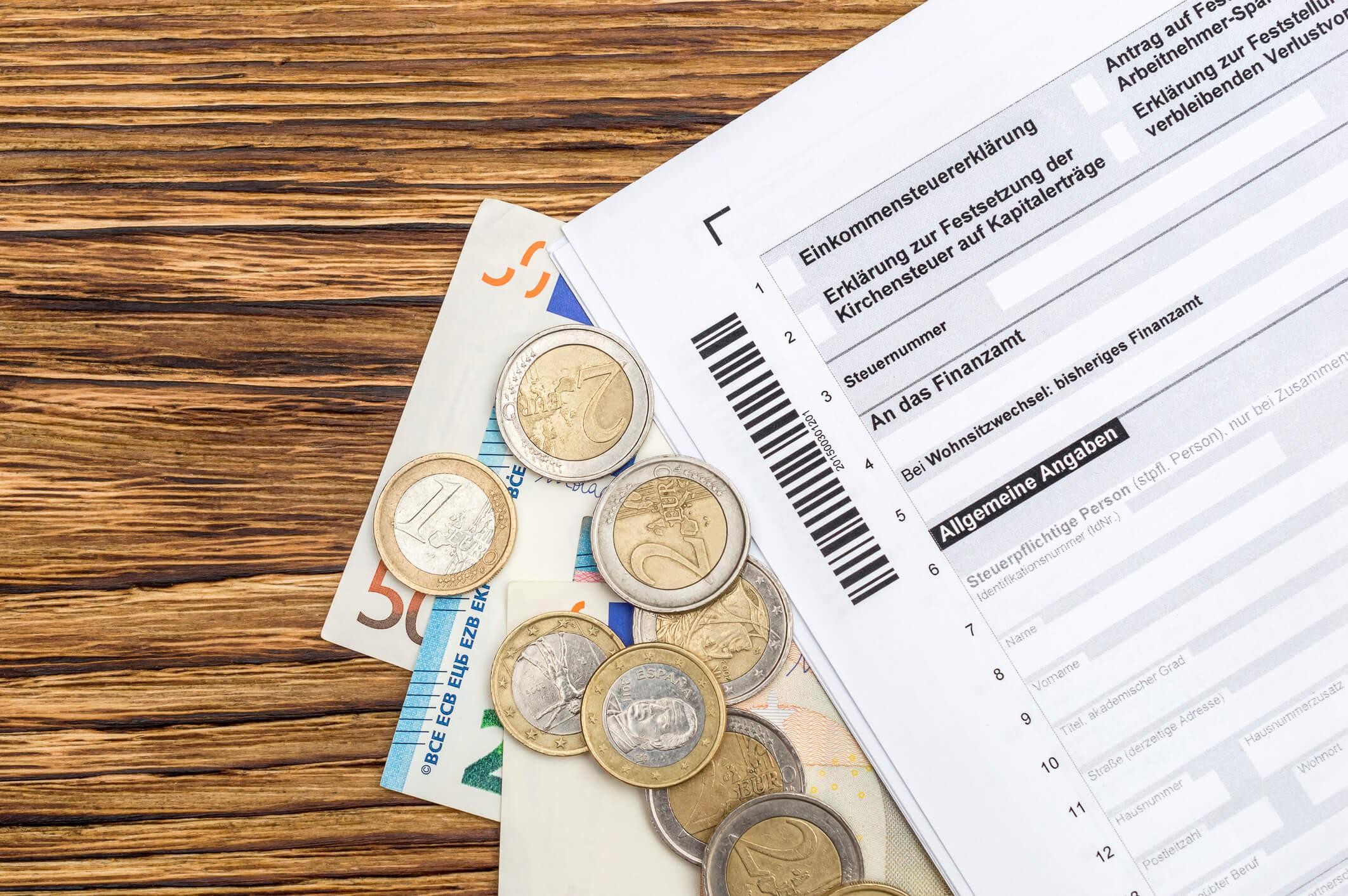 Steuerberatung Alfred Mayringer Jahresabschluss Finanzamt Bilanzierung Formular